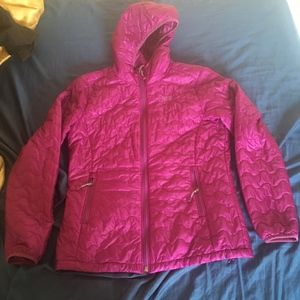 Mountain Hardwear Synthetic Down Hooded Jacket
